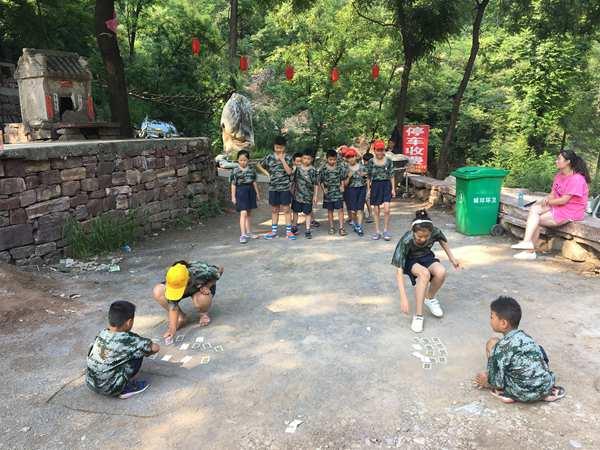 """重庆2017""""愤怒的小鸟""""暑期夏令营第一期(林州)"""